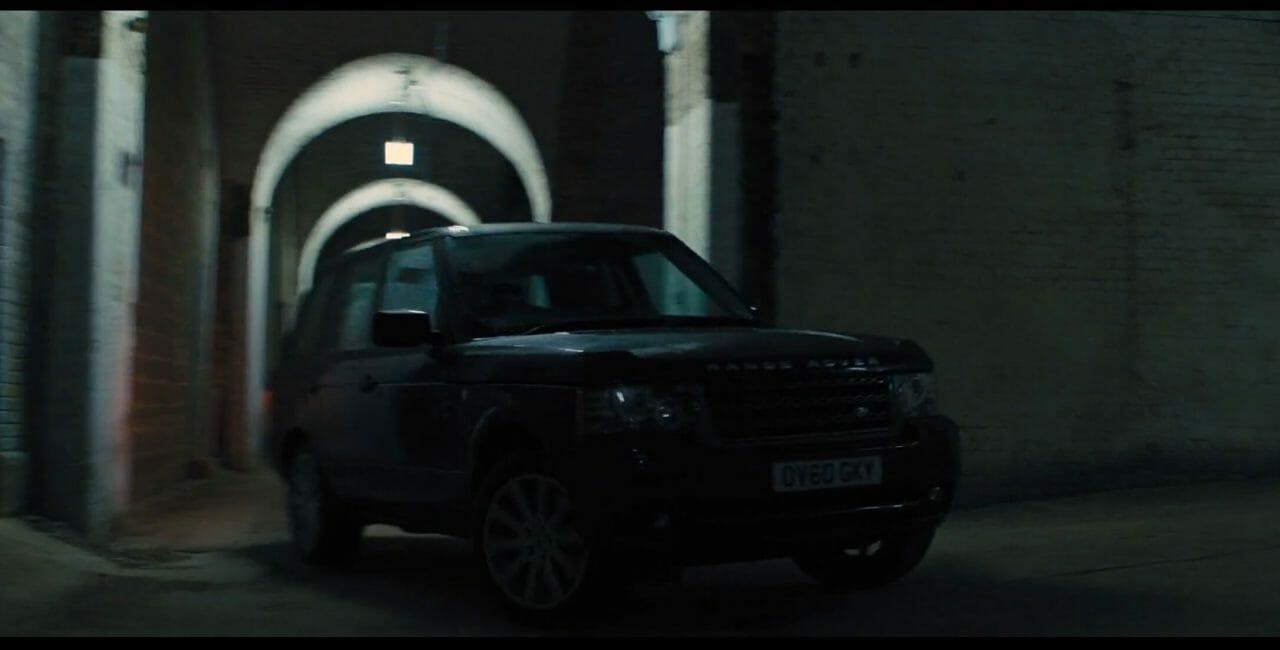 Scène dans les souterrains du MI6 dans Skyfall