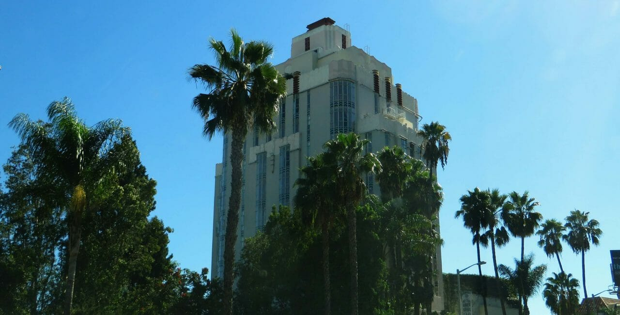 Sunset Tower Hotel Los Angeles
