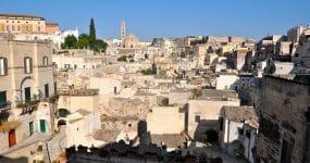 Ville de Matera